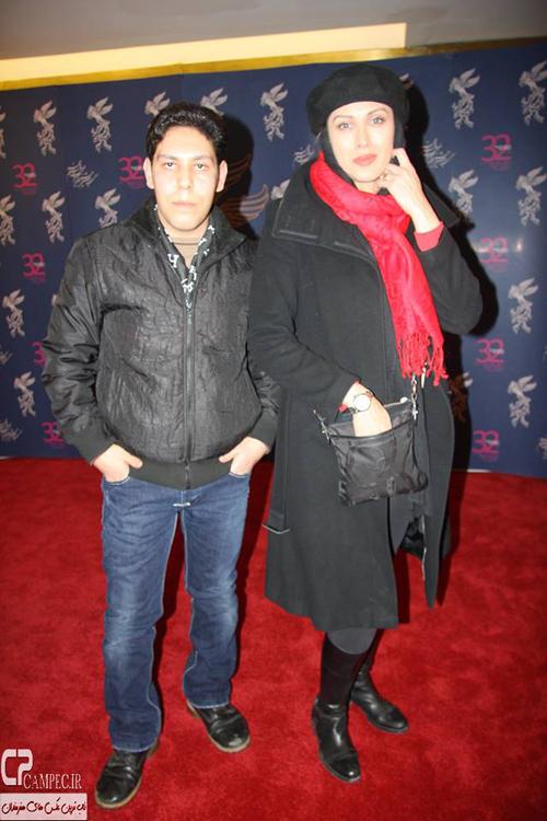 عکس های بازیگران و عوامل فیلم ناخواسته در جشنواره فیلم فجر