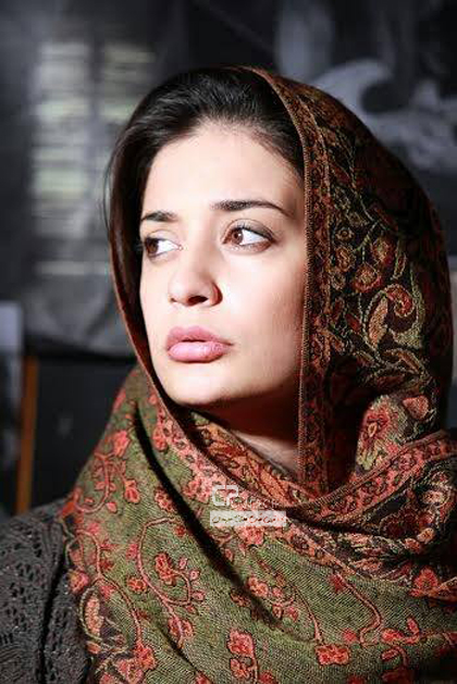 عکس های جدید ناهید محمودی بازیگر نقش گلپری در سریال آوای باران