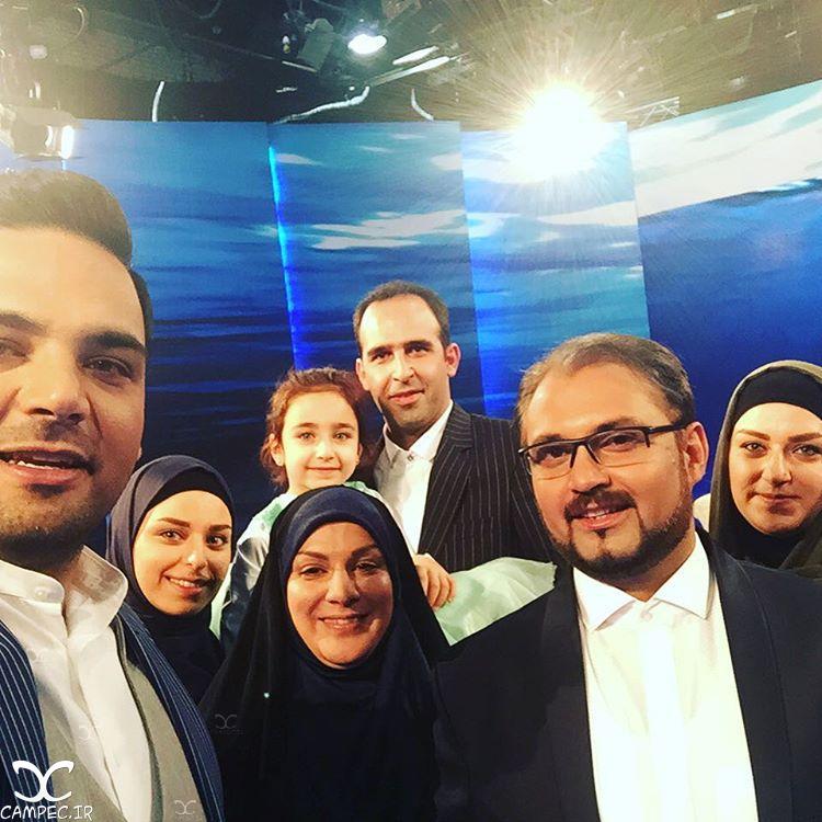قصه زندگی عاشقانه محمد و خانم معلم فداکار در برنامه ماه عسل / بوسه عاشقانه یک مرد بر دستان همسر فداکار + تصاویر