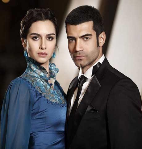 تصاویر عروسی واقعی بازیگران سریال شمیم عشق