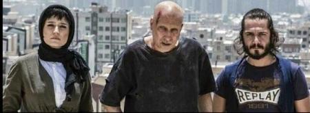گریم غیر معمول بازیگران فیلم تازه هومن سیدی + عکس
