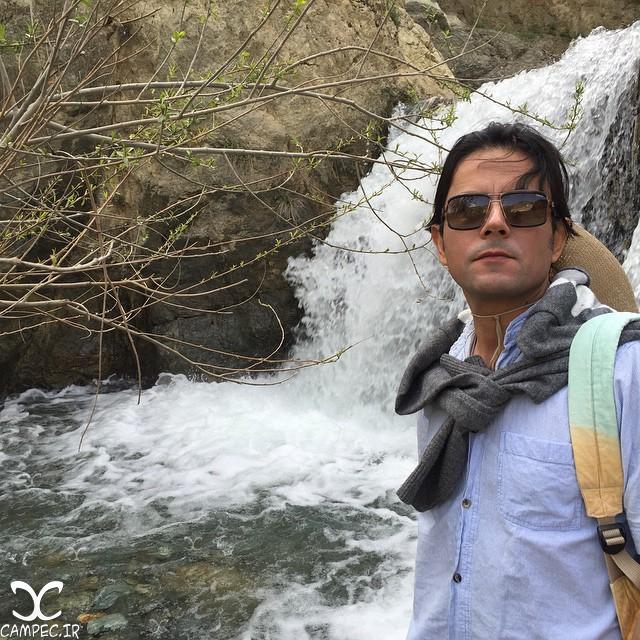 عکس های متفاوت رحیم نوروزی و همسر و دخترش پناه + بیوگرافی