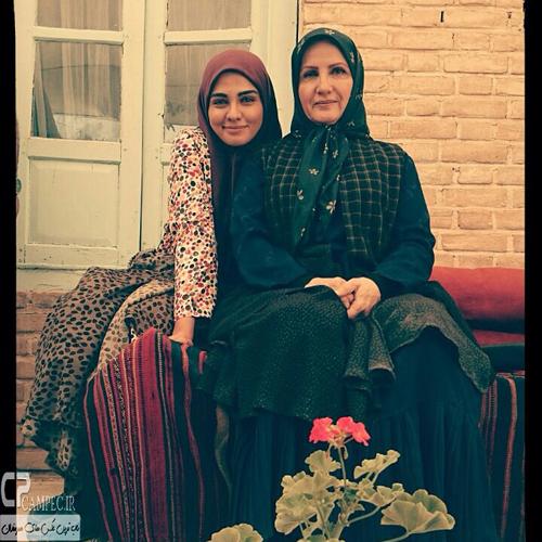 عکس های جدید سیما خضرآبادی بازیگر جوان تلویزیون