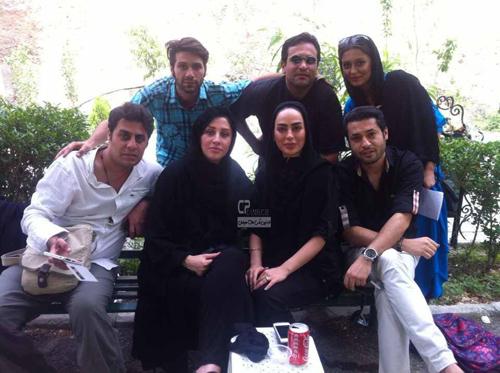 عکس های جدید سمانه پاکدل بازیگر نقش آیه در سریال معراجی ها