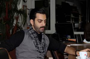 بازیگر نقش حضرت عباس(ع) در فیلم «رستاخیز» از تجربه بازی خود در این اثر سینمایی می گوید+عکس