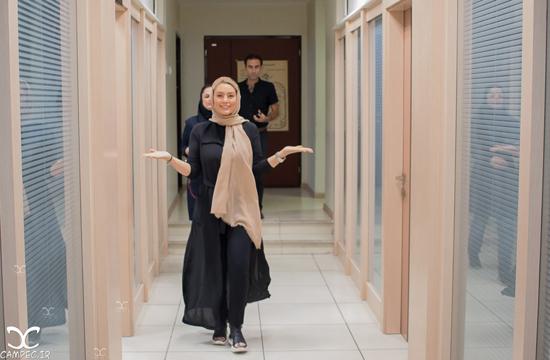 عکس های جالب سحر قریشی در اکران مردمی فیلم آبنبات چوبی