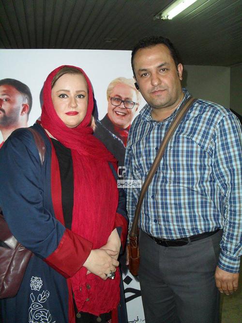 عکس های جدید نعیمه نظام دوست در یک مراسم