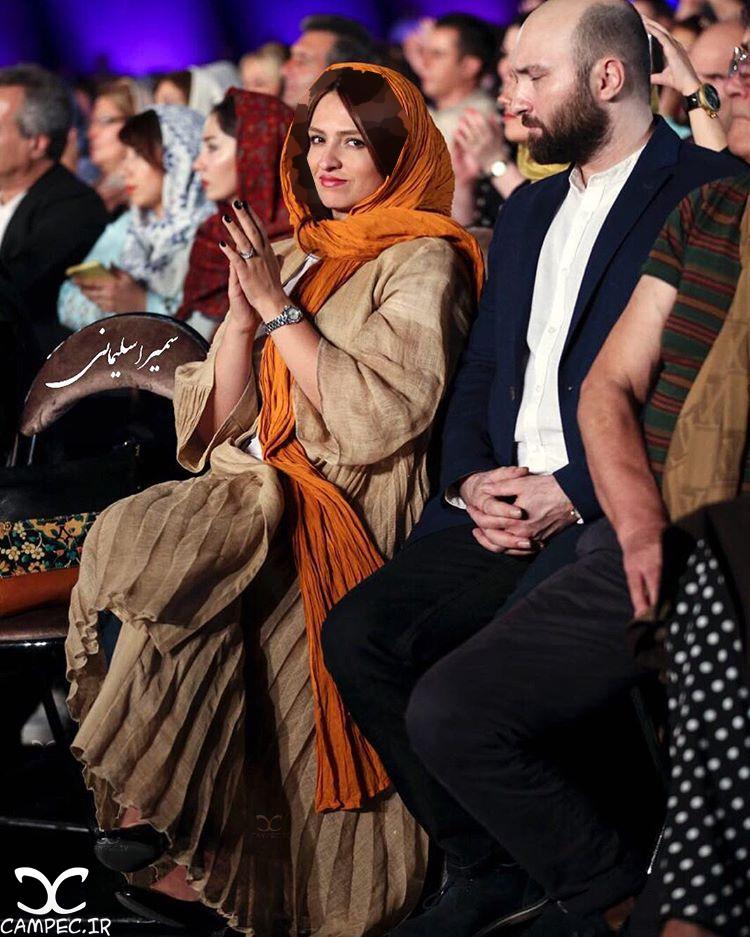 بازیگران مشهور زن در کنسرت شهرام و حافظ ناظری در برج میلاد + تصاویر