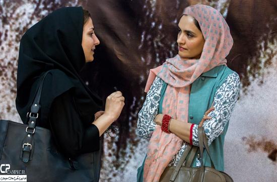 حضور بازیگران مشهور زن در افتتاحیه جشنواره فیلم سبز + تصاویر