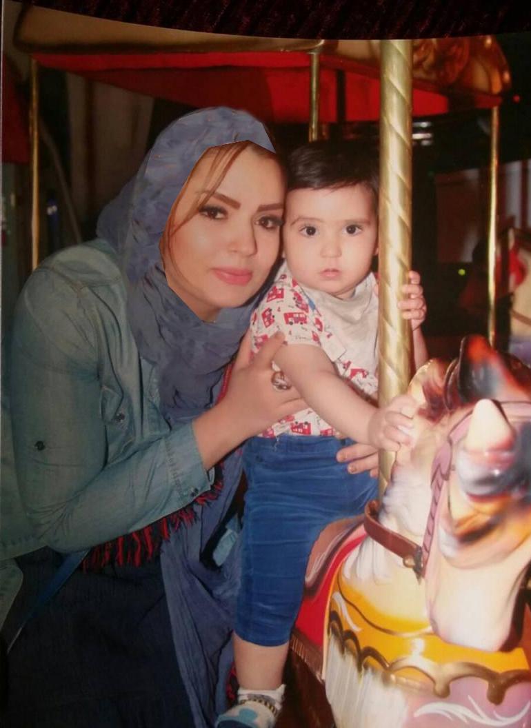 عکس های جدید و دیدنی سپیده خداوردی با همسر و پسرش سانیار