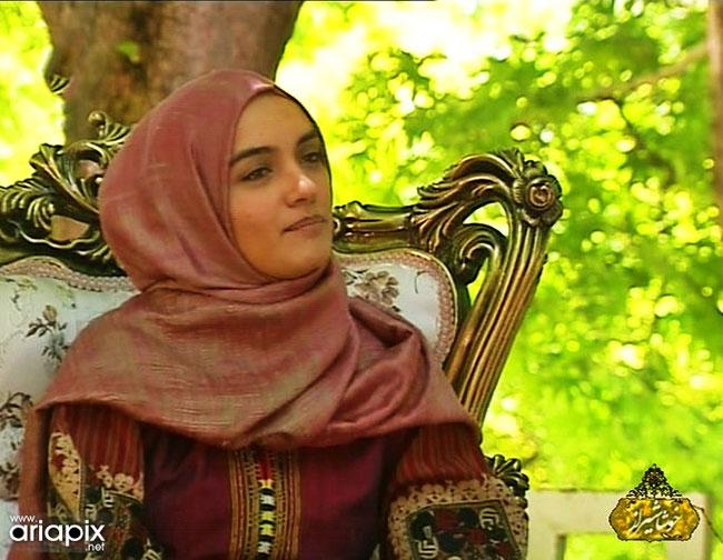 عکس های جدید میترا حجار در برنامه خوشا شیراز