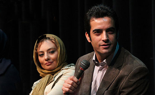 گفته های جالب منوچهر هادی و همسرش یکتا ناصر از فیلم من سالوادور نیستم + تصاویر