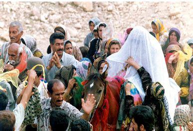 آداب و رسوم ازدواج در استان کهگیلویه و بویراحمد چگونه است؟!+تصاویر
