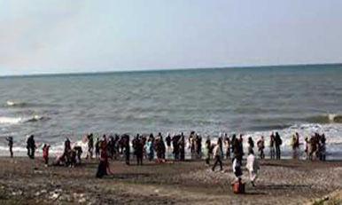 رفتن به دریا از رسم های هرمزگان استان جنوبی کشورمان!