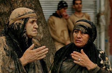 چایینه از مراسم های عزاداری مردم ایلام در ماه محرم!+عکس