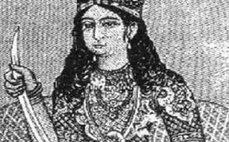 سلطان رضیه نخستین پادشاه زن مسلمان در دنیاى اسلام!+عکس