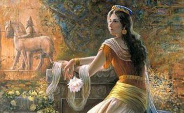 رکسانا دختر کوروش کبیر و از همسران داریوش بزرگ را بهتر بشناسید!