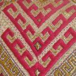 سوزن دوزی بلوچ هنری ظریف برای آرایش جامه و لباس!