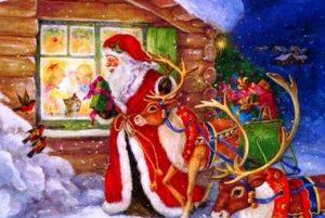 افسانه بابا نوئل
