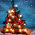 میلاد مسیح و شعر زیبای (آه ای درخت کریسمس) به مناسبت کریسمس!