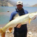 سبد ماهیگیری از  از صنایع دستی استان کردستان!+عکس