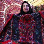 پته دوزی یکی از زیباترین و قدیمی ترین سوزن دوزیهای سنتی ایران!