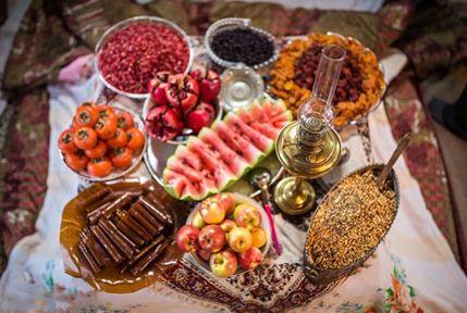 آداب و رسوم مردم استان آذربایجان شرقی در شب یلدا را بدانید!
