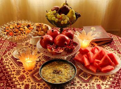 شب یلدا در گوشه و کنار کشورمان ایران به چه صورتی برگزار می شود!