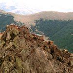 قلعه جمهور معروف به دژ بابک با منظره ای دیدنی و متفاوت!+تصاویر
