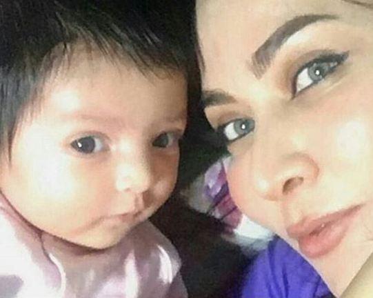 فقیهه سلطانی بازیگر زن ایرانی و جدیدترین عکسهای دخترش گندم امیدیان!