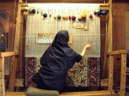 قالیبافی در ایران و آشنا شدن با تاریخچه این هنر در کشورمان!