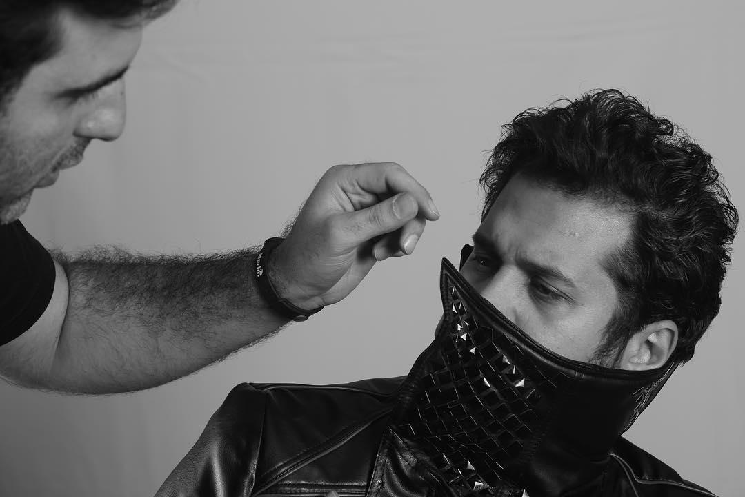 سیاوش خیرابی بازیگر مرد ایرانی