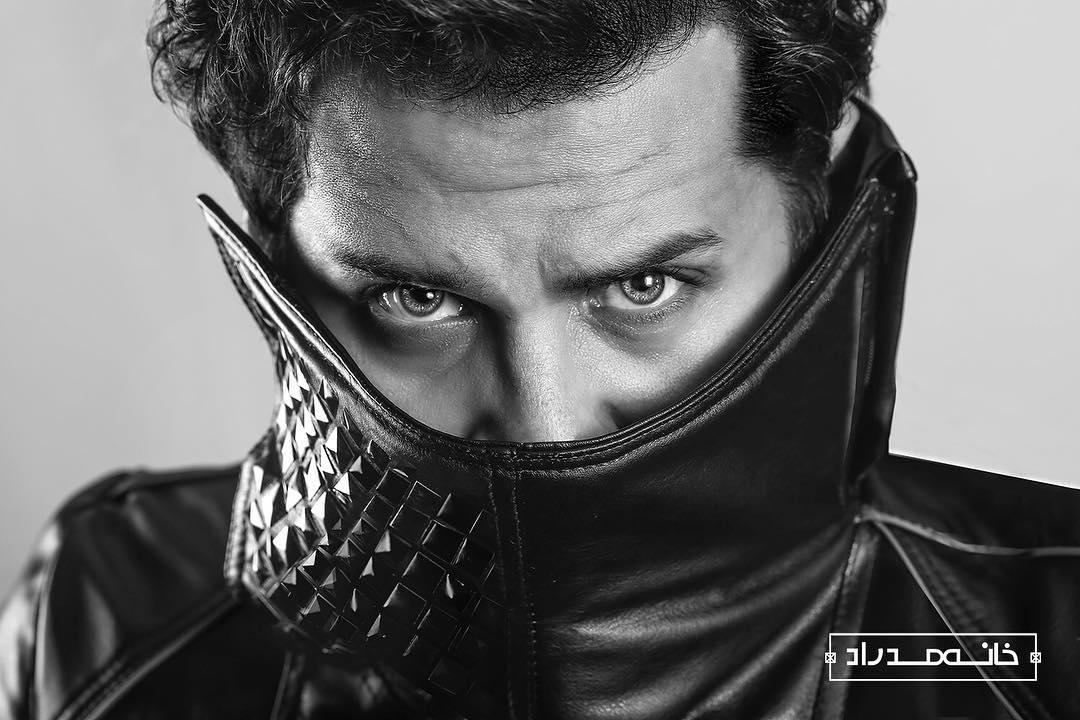 سیاوش خیرابی بازیگر مرد ایرانی و عکسهایی دیدنی از مدلینگ وی!
