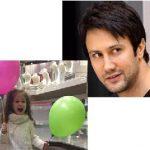شاهرخ استخری بازیگر کشورمان و عکسهایی جدید از دخترش پناه!