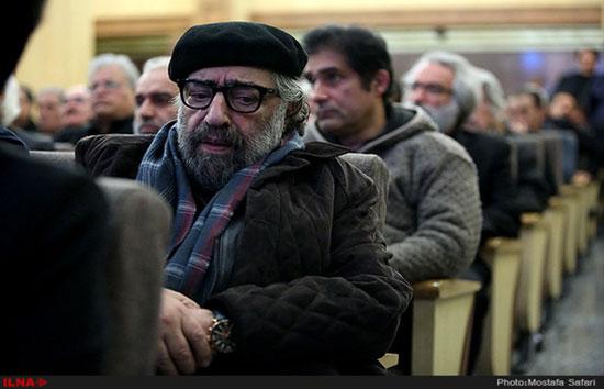 علی معلم تهیه کننده سینما