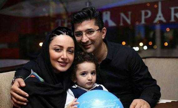 جدیدترین عکسهای خانوادگی بازیگران ایرانی در زمستان ۹۵!