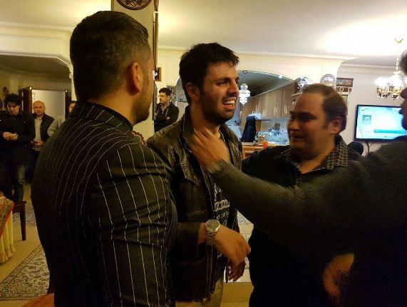 تشییع زنده یاد علی معلم