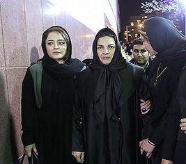مراسم ترحیم علی معلم تهیه کننده سینما با حضور چهره ها+تصاویر