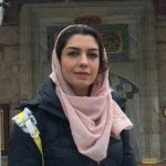 الیکا عبدالرزاقی بازیگر کشورمان در استانبول!+تصاویر