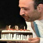 تولد هدایت هاشمی بازیگر کشورمان در پشت صحنه تئاتر!+تصاویر