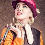 لیلا بلوکات آلبوم خاطرات تئاترهایش را مرور کرد!+تصاویر