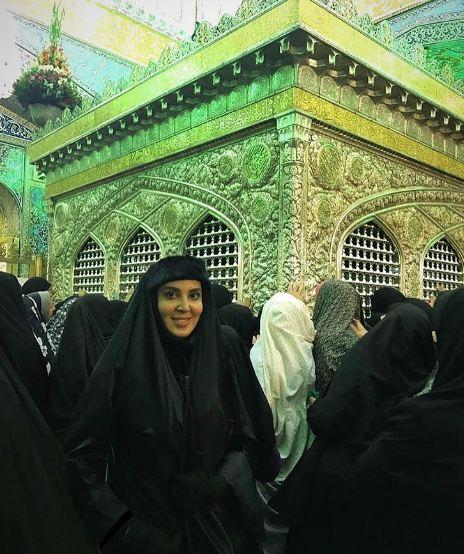 لیلا بلوکات در مشهد : اینبار با دختری جدید مواجه شدم که خیلی غصه خوردم!