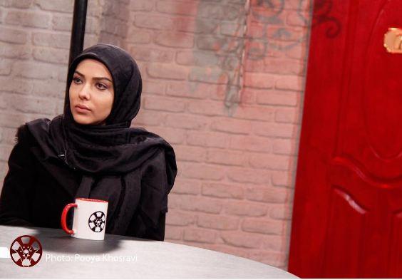 لیلا اوتادی در برنامه هفت