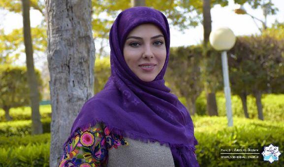 لیلا اوتادی در شهر بندرعباس