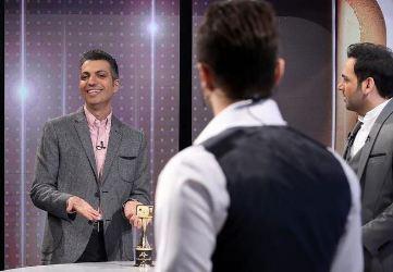 شب گذشته در برنامه سه ستاره احسان علیخانی چه گذشت!+تصاویر