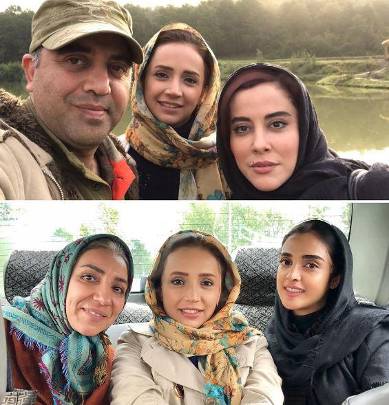 شبنم قلی خانی بازیگر