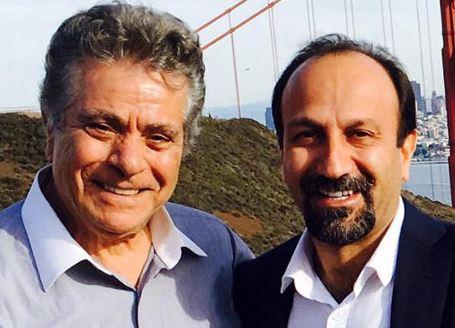 بهروز وثوقی و پیامش برای اصغر فرهادی کارگردان فیلم فروشنده!+تصاویر