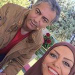 عکسهای جالب شبنم فرشادجو و محمدرضا هدایتی در برنامه زنده رود!