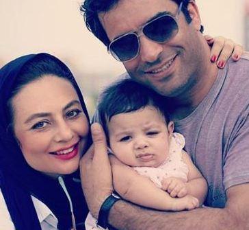 منوچهر هادی و عکسهای نوروزی وی و خانواده اش!