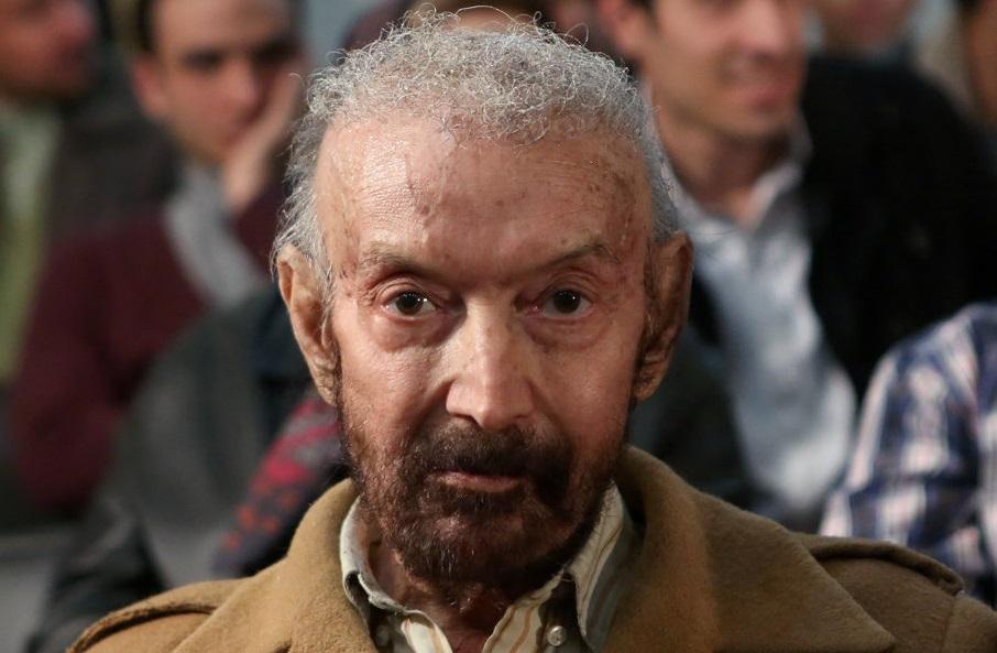 کیومرث منشی زاده شاعر ایرانی درگذشت!+تصاویر
